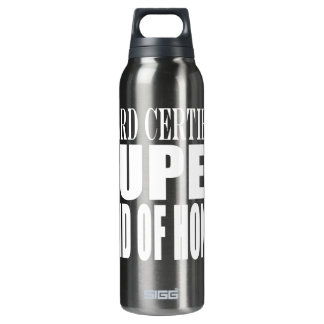 Weddings Favors Tokens Thanks Super Maid of Honor 16 Oz Insulated SIGG Thermos Water Bottle