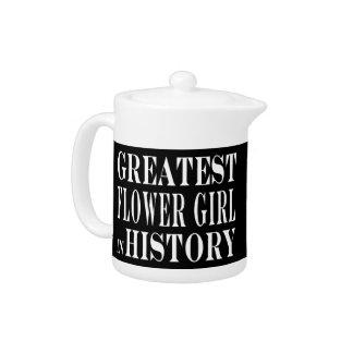 Weddings Greatest Flower Girl in History