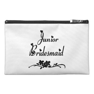 Weddings Junior Bridesmaid Travel Accessory Bag