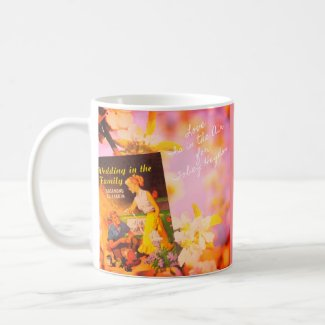 Weddings & Love in the Air Coffee Mug