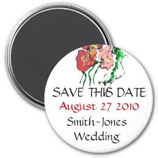 WEDDINGS MAGNET