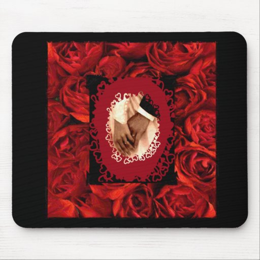 Weddings Mouse Pad
