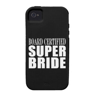Weddings Parties & Bridal Showers : Super Bride Vibe iPhone 4 Covers