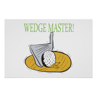 Wedge Master Poster