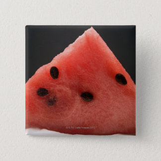 Wedge of Watermelon Button