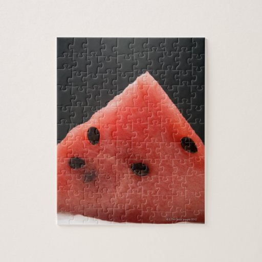 Wedge of Watermelon Puzzle