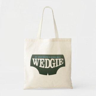 Wedgie Bag