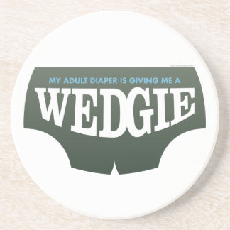 Wedgie Coaster