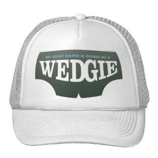 Wedgie Hat