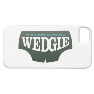 Wedgie iPhone 5 Case