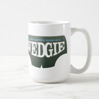 Wedgie Mug