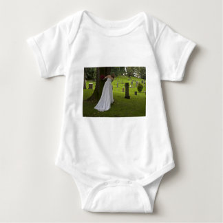 WedHideSeek091810 Baby Bodysuit