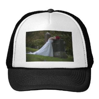 WedHusbandGraveVig091810 Trucker Hat
