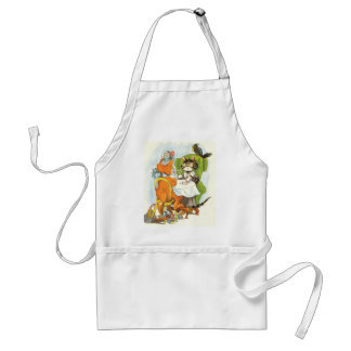 Wednesday Afternoon Cards Adult Apron