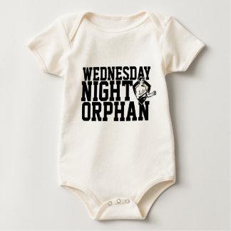 Wednesday Night Orphan Baby Bodysuit