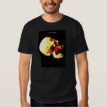 Wednesday's Children - Skull and Heart T Shirt