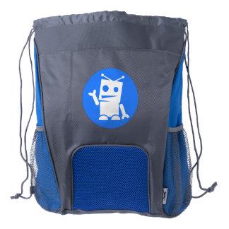 wedobots Drawstrings Backpack Drawstring Backpack