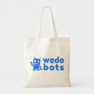 wedobots tote