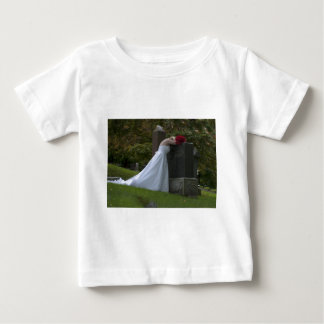 WedParentsGrave091810 Baby T-Shirt