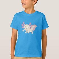 Wee Adorable Axolotl T-Shirt