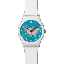 Wee Adorable Axolotl Wristwatch