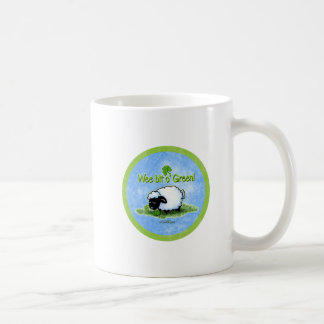 Wee bit o Green Mug