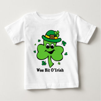 Wee Bit O' Irish Baby T-Shirt