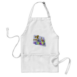 Wee Bowling League Adult Apron