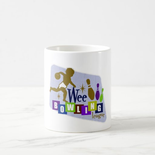 Wee Bowling League Mug