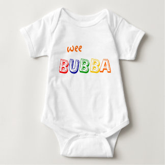 Wee BUBBA Jumpsuit T-shirts