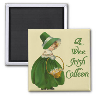Wee Colleen Magnet