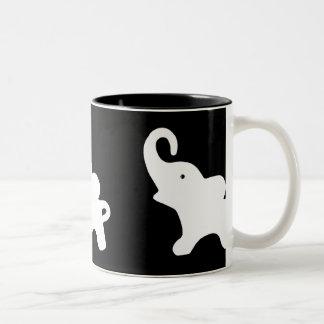 Wee Elephant 2 Mug