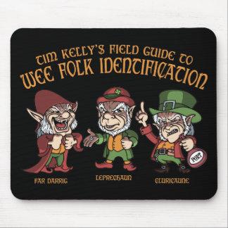 Wee Folk ID Mouse Pad