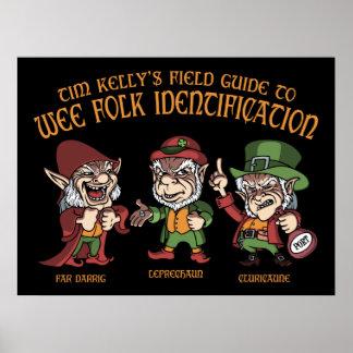 Wee Folk ID Poster
