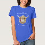 Wee Hamish Happy Highland Cow T-shirt