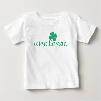 Wee lassie baby T-Shirt