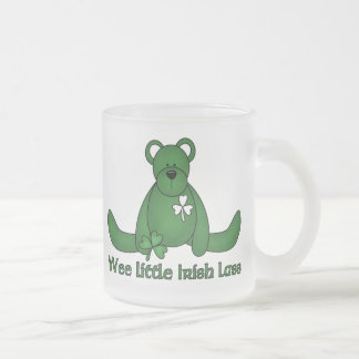 Wee Little Irish Lass Mug