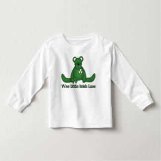 Wee little Irish Lass t-shirt