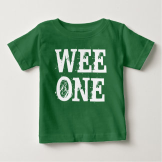 WEE ONE ST. PATRICK'S DAY SHIRT