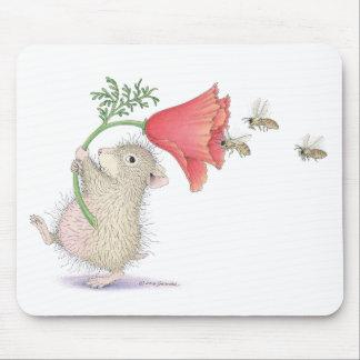 Wee Poppets® by Artist Ellen Jarckie - Mouse Pad