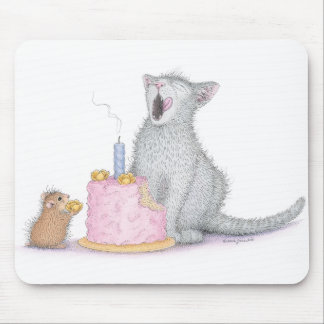 Wee Poppets® by Artist Ellen Jareckie - Mouse Pad