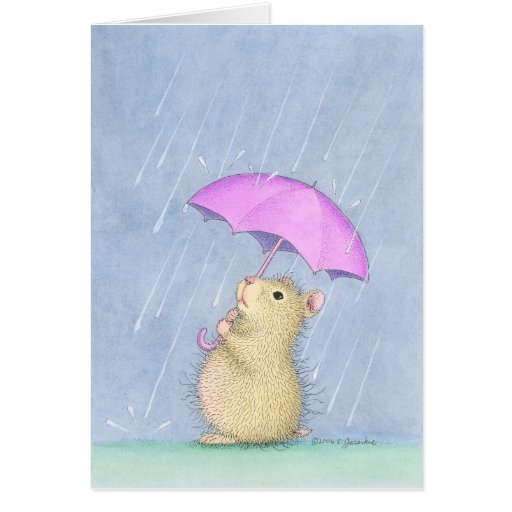 Wee Poppets® - Greeting Card