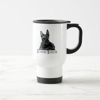 Wee Scottish Terrier Travel Mug