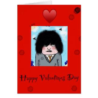 Wee Vinny Valantimes Cerd Card