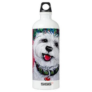 Wee Westie Aluminum Water Bottle