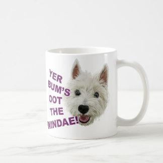 Wee Westie's Words of Wisdom Coffee Mug