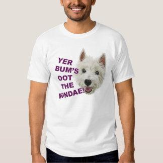 Wee Westie's Words of Wisdom Tee Shirt