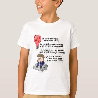 Wee Willie Winkie T-Shirt