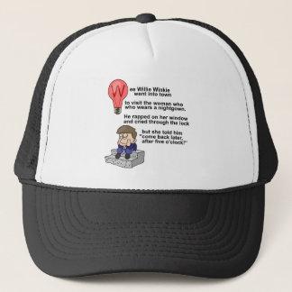 Wee Willie Winkie Trucker Hat