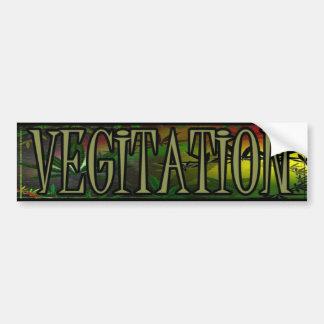 weed-2sticker bumper sticker